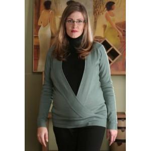Grūtnieču džemperis-jaka