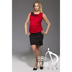 """Maternity blouse """"Red"""""""