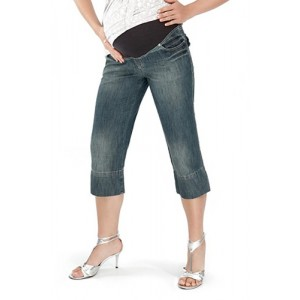 """Maternity capri jeans """"Porto"""""""