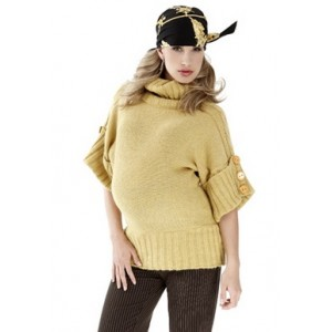 "Mohair maternity jumper ""Chino"""