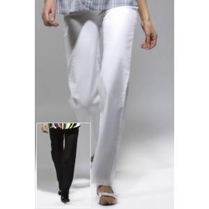 """Льняные брюки для беременных """"Comfort"""""""