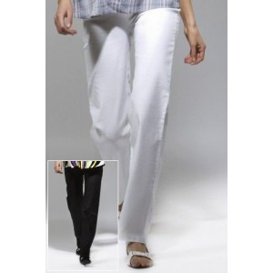 "Linen matenity trousers ""Comfort"""