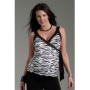 "Maternity top ""Zebra"""