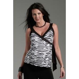 """Maternity top """"Zebra"""""""