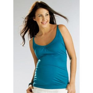 "Maternity top ""Blue"""